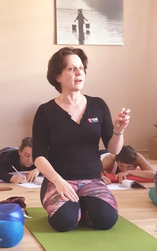 Das war der Backextension Workshop mit Natascha Eyber