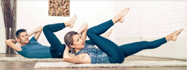 Pilates Online Kurse
