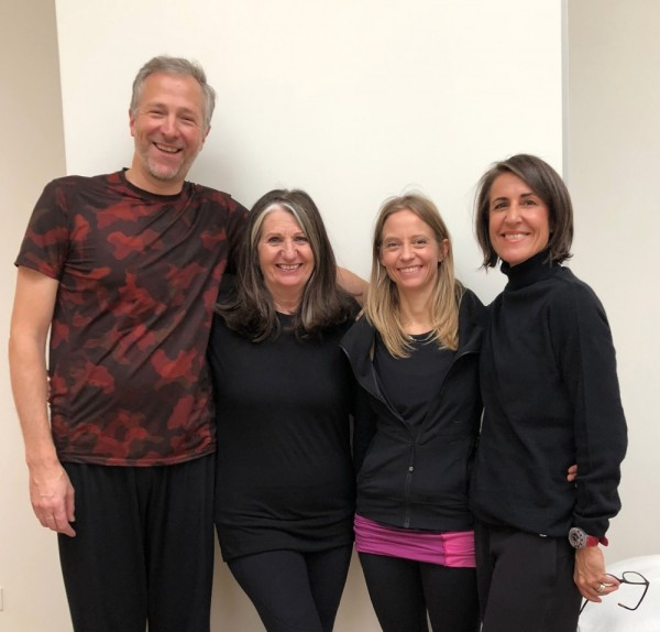 Pilates Event mit Lynne Robinson