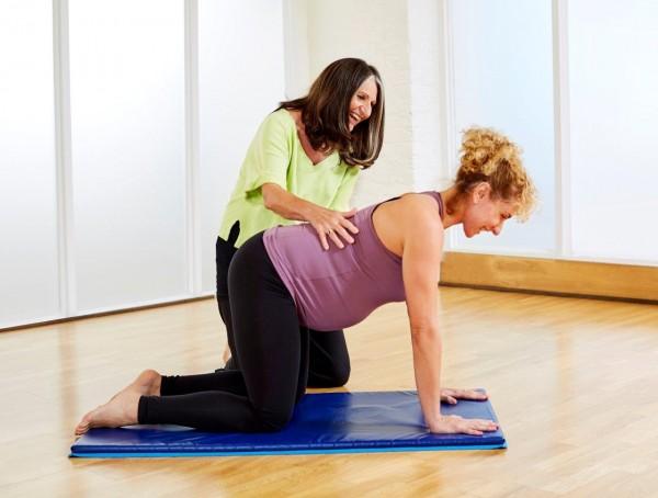 Pilates Verband Austria Event mit LYNNE ROBINSON in Innsbruck