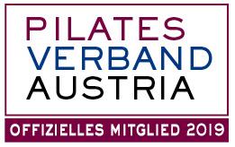 Pilates Verband Austria - Offizielles Mitglied 2019